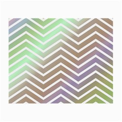 Ombre Zigzag 03 Small Glasses Cloth (2-side)