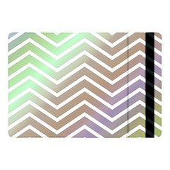 Ombre Zigzag 03 Apple Ipad 9 7