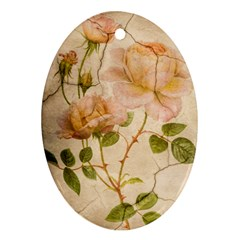 Rose Flower 2507641 1920 Oval Ornament (two Sides) by vintage2030