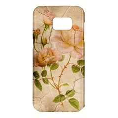 Rose Flower 2507641 1920 Samsung Galaxy S7 Edge Hardshell Case by vintage2030