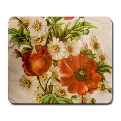 Poppy 2507631 960 720 Large Mousepads by vintage2030