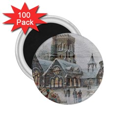 Santa Claus 1845749 1920 2 25  Magnets (100 Pack)  by vintage2030