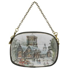 Santa Claus 1845749 1920 Chain Purse (two Sides) by vintage2030