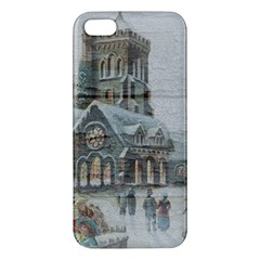 Santa Claus 1845749 1920 Apple Iphone 5 Premium Hardshell Case by vintage2030