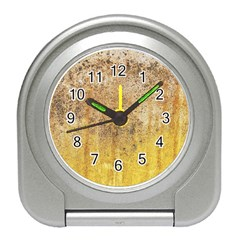 Wall 2889648 960 720 Travel Alarm Clock by vintage2030