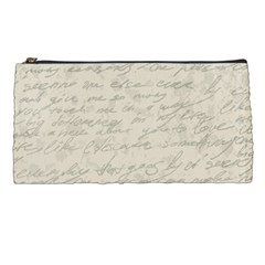 Handwritten Letter 2 Pencil Cases by vintage2030