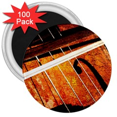 Cello Performs Classic Music 3  Magnets (100 Pack) by FunnyCow