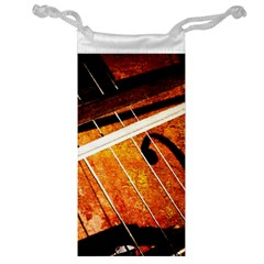 Cello Performs Classic Music Jewelry Bag by FunnyCow