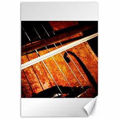 Cello Performs Classic Music Canvas 24  X 36  by FunnyCow