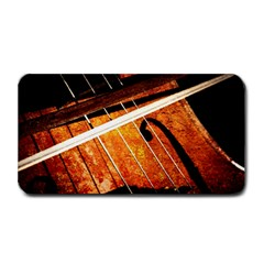 Cello Performs Classic Music Medium Bar Mats by FunnyCow