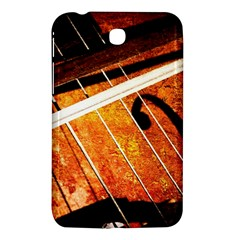 Cello Performs Classic Music Samsung Galaxy Tab 3 (7 ) P3200 Hardshell Case  by FunnyCow