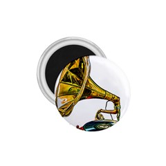 Vintage Gramophone 1 75  Magnets by FunnyCow