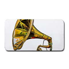 Vintage Gramophone Medium Bar Mats by FunnyCow