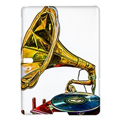 Vintage Gramophone Samsung Galaxy Tab S (10 5 ) Hardshell Case  by FunnyCow