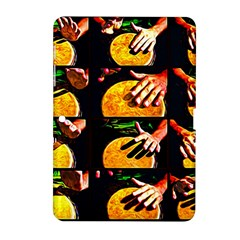 Drum Beat Collage Samsung Galaxy Tab 2 (10 1 ) P5100 Hardshell Case  by FunnyCow