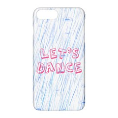 Let Us Dance Apple Iphone 8 Plus Hardshell Case by FunnyCow