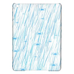 Let It Rain Ipad Air Hardshell Cases by FunnyCow