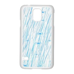 Let It Rain Samsung Galaxy S5 Case (white) by FunnyCow