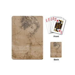 Anna Pavlova 2485075 960 720 Playing Cards (mini)  by vintage2030