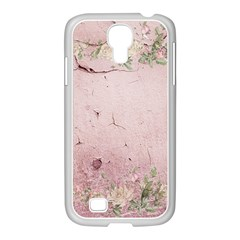 Cracks 2001002 960 720 Samsung Galaxy S4 I9500/ I9505 Case (white)
