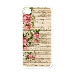 On Wood 2226067 1920 Apple Iphone 4 Case (white) by vintage2030