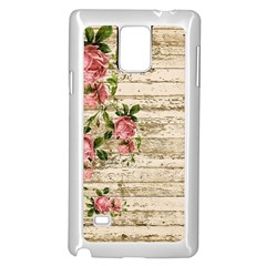 On Wood 2226067 1920 Samsung Galaxy Note 4 Case (white)