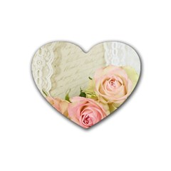 Roses 2218680 960 720 Heart Coaster (4 Pack)  by vintage2030