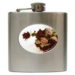 Shabby 1814373 960 720 Hip Flask (6 Oz) by vintage2030