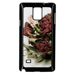 Roses 1802790 960 720 Samsung Galaxy Note 4 Case (black)