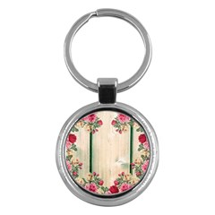 Roses 1944106 960 720 Key Chains (round)