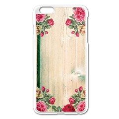 Roses 1944106 960 720 Apple Iphone 6 Plus/6s Plus Enamel White Case by vintage2030