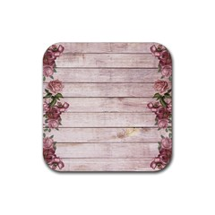 On Wood 1975944 1920 Rubber Coaster (square)  by vintage2030