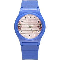 On Wood 1975944 1920 Round Plastic Sport Watch (s) by vintage2030