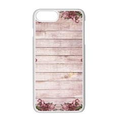 On Wood 1975944 1920 Apple Iphone 7 Plus Seamless Case (white) by vintage2030