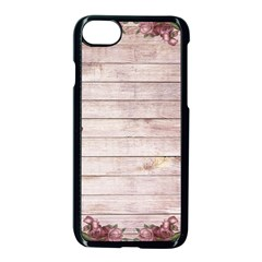 On Wood 1975944 1920 Apple Iphone 8 Seamless Case (black) by vintage2030