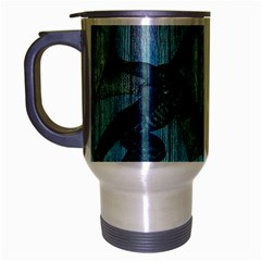 Dragon 2523420 1920 Travel Mug (silver Gray) by vintage2030