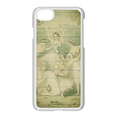 Ballet 2523406 1920 Apple Iphone 8 Seamless Case (white) by vintage2030
