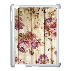 On Wood 1897174 1920 Apple Ipad 3/4 Case (white) by vintage2030