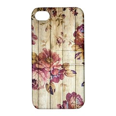 On Wood 1897174 1920 Apple Iphone 4/4s Hardshell Case With Stand by vintage2030