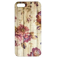 On Wood 1897174 1920 Apple Iphone 5 Hardshell Case With Stand by vintage2030