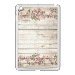 On Wood 2188537 1920 Apple Ipad Mini Case (white) by vintage2030