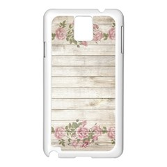 On Wood 2188537 1920 Samsung Galaxy Note 3 N9005 Case (white) by vintage2030