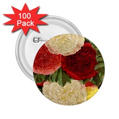 Flowers 1776429 1920 2 25  Buttons (100 Pack)  by vintage2030
