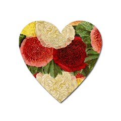 Flowers 1776429 1920 Heart Magnet by vintage2030