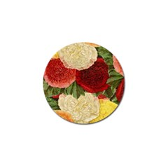 Flowers 1776429 1920 Golf Ball Marker (10 Pack) by vintage2030