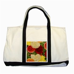 Flowers 1776429 1920 Two Tone Tote Bag by vintage2030