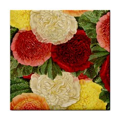 Flowers 1776429 1920 Face Towel by vintage2030