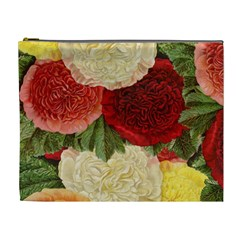Flowers 1776429 1920 Cosmetic Bag (xl) by vintage2030