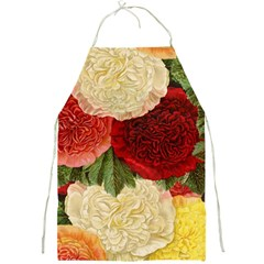 Flowers 1776429 1920 Full Print Aprons by vintage2030
