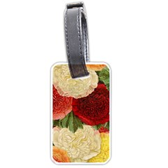 Flowers 1776429 1920 Luggage Tags (two Sides) by vintage2030